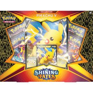Pokemon TCG : Shining Fates Pikachu V Box