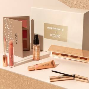 LOOKFANTASTIC x ICONIC London Limited Edition Beauty Box (Worth $176)