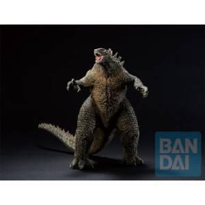 Bandai Ichibansho Figure (Godzilla vs Kong) Godzilla Statue - 20cm