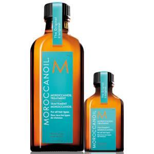 Moroccanoil Treatment Duo (Worth £46.30)