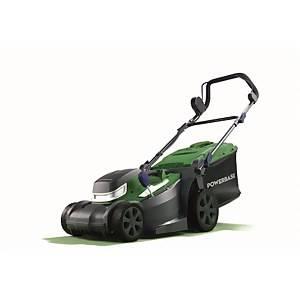 Powerbase 40V Cordless Lawnmower 34cm