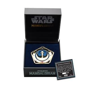 Star Wars Republic Medallion 1:1 Scale Pin Badge - Zavvi UK / EU Exclusive