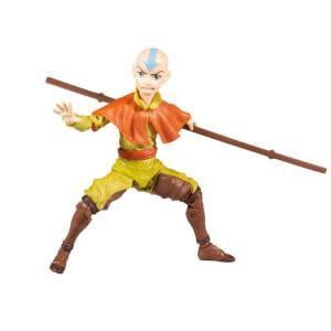 McFarlane Avatar: The Last Airbender 7 Inch Action Figure - Aang