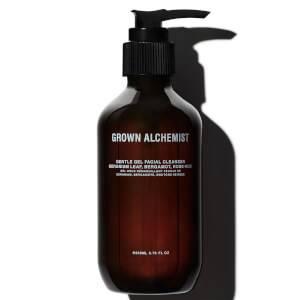 Grown Alchemist Gentle Gel Facial Cleanser - Geranium Leaf Bergamot Rose-Bud 200ml