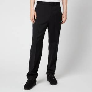 Our Legacy Men's Chinos - Black Worsted Wool