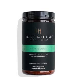 Hush & Hush Plant Your Day Energy Supplement 14.18 oz