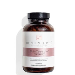 Hush & Hush Clear+ Skin Supplement 60 Capsules