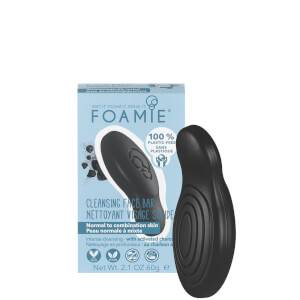 FOAMIE Face Bar - Charcoal for Normal to Combination Skin