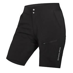 Women's Hummvee Lite Short with Liner - Black
