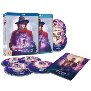 Doctor Who - The Collection - Season 12