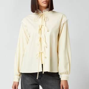 Résumé Women's Edith Shirt - Sunshine