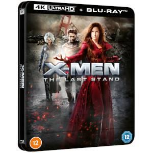 X-Men : L'affrontement final - Steelbook Lenticulaire 4K Ultra HD en Exclusivité Zavvi (Blu-ray inclus)