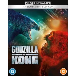 Godzilla vs Kong - 4K Ultra HD (Includes Blu-ray)