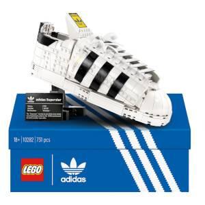 LEGO adidas Originals Superstar Set for Adults (10282)