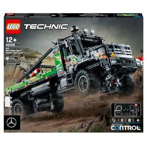 LEGO Technic: 4x4 Mercedes-Benz Zetros Trial Truck Toy (42129)
