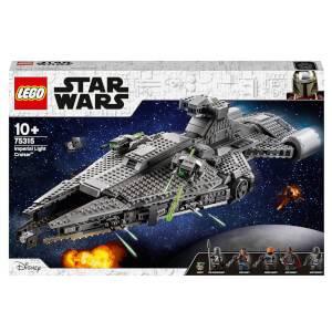 LEGO Star Wars Le croiseur léger impérial (75315)