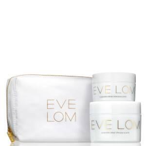 Eve Lom Home and Away Set (Worth £140.00)