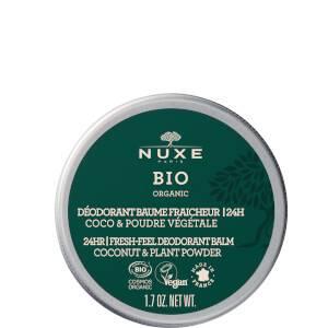 Déodorant Baume Fraîcheur 24H, NUXE BIO 50 gr