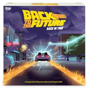 Funko Signature Board Games Back To The Future: Back In Time