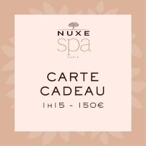 Carte Cadeau Spa - 1h15