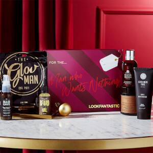 LOOKFANTASTIC Gift Guides 2021- The Man Who Wants Nothing (Worth over $193)