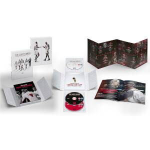 The Last Dance Collector's Edition Zavvi Exclusive Blu-ray