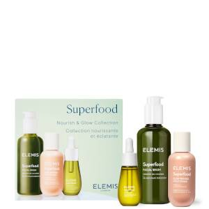 Elemis Superfood Nourish and Glow Collection (Worth £112.00)