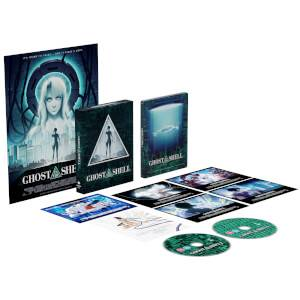 Ghost In The Shell - Limited Edition 4K Ultra HD Steelbook