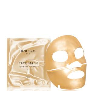 Knesko Skin Nanogold Repair Face Mask 4 Treatments 88ml (Worth £180.00)