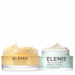 Pro Collagen Marine Cream & Cleansing Balm Duo
