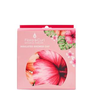 Flora & Curl Insulated Shower Cap