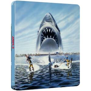 Les Dents de la Mer 3 - Steelbook en Exclusivité Zavvi
