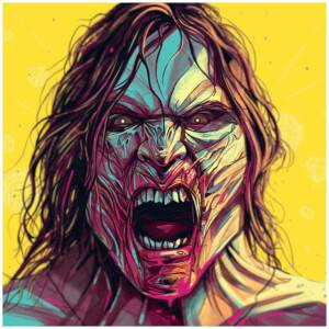 Waxwork - Army of the Dead (Original Motion Picture Score) 180g 2xLP (Neon Pink & Neon Yellow)