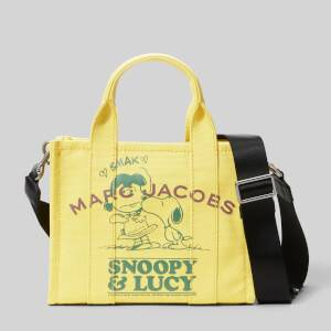 Marc Jacobs Women's The Tote Bag Peanuts Snoopy - Yellow
