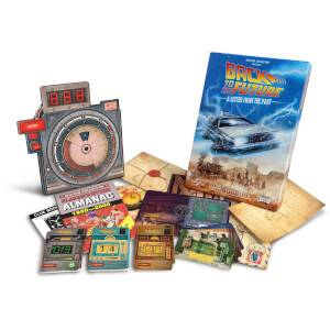Doctor Collector Back To The Future Escape Adventure Game: A Letter from the Past