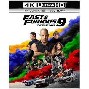Fast & Furious 9 - 4K Ultra HD