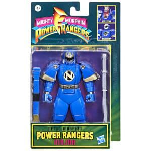 Hasbro Power Rangers Retro Mighty Morphin Ninjor Fliphead Action Figure