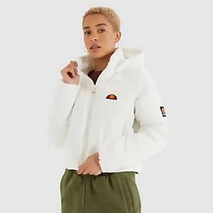 Parum Padded Jacket Off White