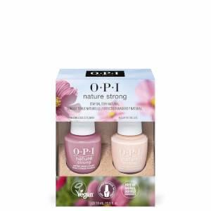 OPI Nature Strong Natural Vegan Nail Polish Duo Pack - Nature Strong