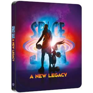 Space Jam: A New Legacy - Zavvi Exclusive 4K Ultra HD Steelbook (Includes Blu-ray)