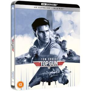 Top Gun - Limited Edition 4K Ultra HD Steelbook (Includes Blu-ray)