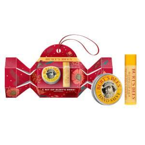 A Bit of Burt's Bees Christmas Cracker - Original Beeswax