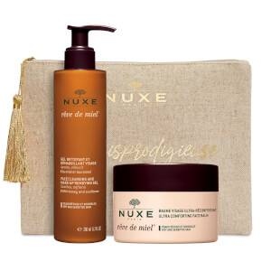 NUXE Dry Skin Face Routine