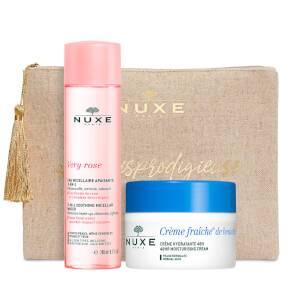 NUXE Normal Skin Facial Routine