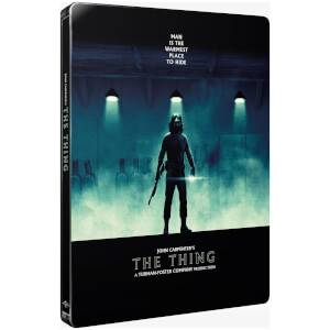 The Thing - Zavvi Exclusive Limited Edition 4K Ultra HD Steelbook
