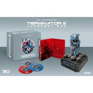 Terminator 2 - Judgement Day:   Zavvi Exclusive 4K Ultra HD 30th Anniversary Endo Skull