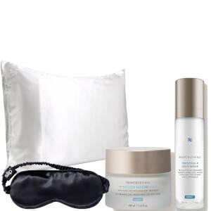 SkinCeuticals x Slip Corrective Anti-Aging Luxe Night Kit