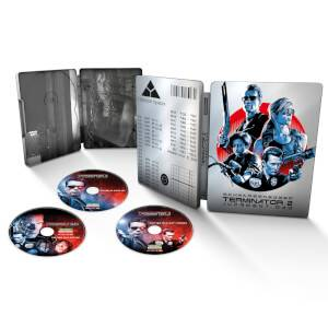 Terminator 2 : Le Jugement Dernier - Steelbook 30ème Anniversaire