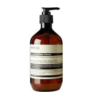 Aesop Geranium Leaf Body Cleanser Gel 500ml