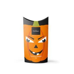 Carvin the Pumpkin - Milk
